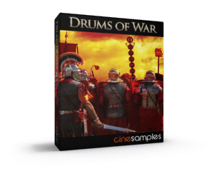 Drums of War – 战争之鼓