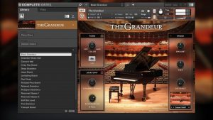 殿堂级三角钢琴 Native Instruments The Grandeur