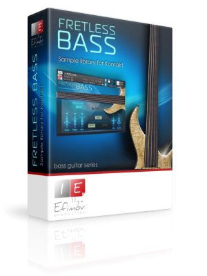 Ilya Efimov Fretless Bass – 牛逼的无品贝斯