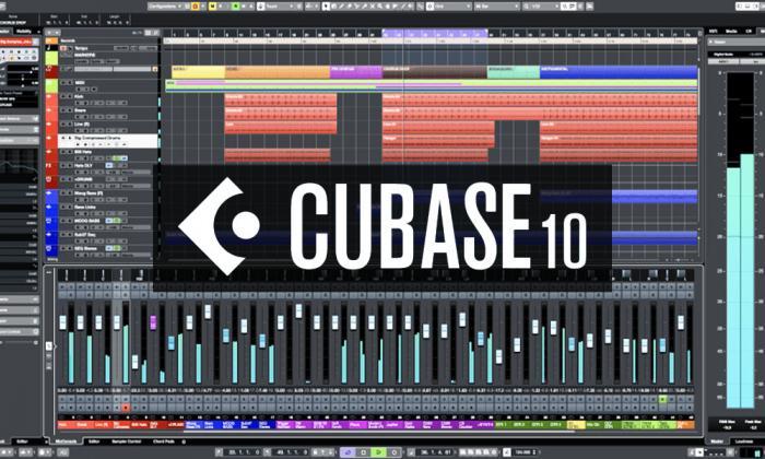 cubase10 官方教程(中文字幕)