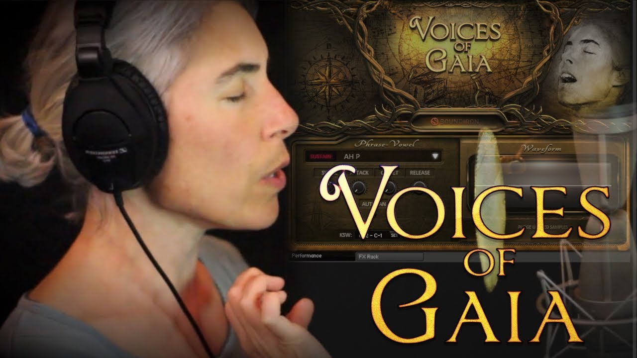 Soundiron Voices Of Gaia – 盖亚之音