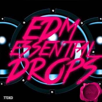 Fox Samples EDM Essential Drops [WAV, MiDi]