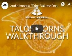 铜管合奏 – Audio Imperia Talos Volume One: Horns KONTAKT