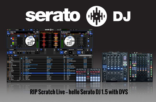 DJ宿主 – Serato DJ Pro 2.3.8 Build 32 Win