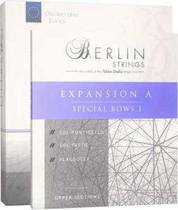 柏林弦乐 – Orchestral Tools Berlin Strings EXP A Special Bows I v2.1 KONTAKT