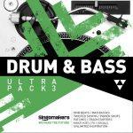 综合音色 – Singomakers Drum and Bass Ultra Pack 3 MULTiFORMAT