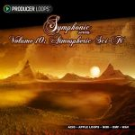 科幻交响乐素材 – Producer Loops Symphonic Series Vol 10 Atmospheric Sci-Fi MULTiFORMAT