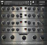 综合电子音色 – Global Audio Tools Transparent KONTAKT