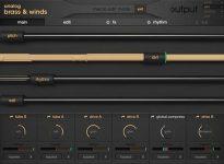 铜管合成音色 – Output Analog Brass and Winds KONTAKT
