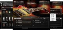 电吉他 – Native Instruments Session Guitarist Electric Sunburst KONTAKT