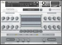 电影合成器音色 – SampleTraxx Torsion KONTAKT