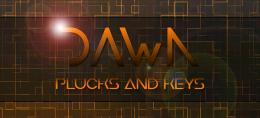 综合弹拨键盘合成音色音源 – Ecliptiq Audio DAWN For NATiVE iNSTRUMENTS KONTAKT-DISCOVER