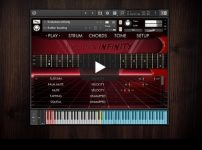 电吉他 – Orange Tree Samples Evolution Infinity KONTAKT