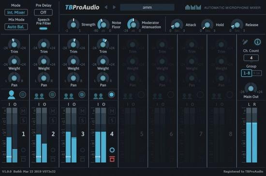 综合插件套装 – TBProAudio Bundle 2019