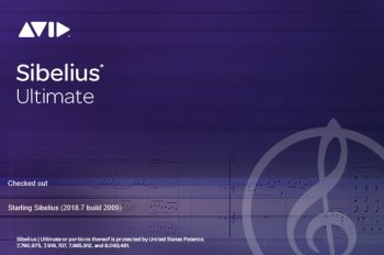 西贝柳斯打谱软件 – Avid Sibelius Ultimate 2019.4.1 Build 1408