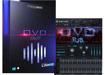 R&B综合音源 – StudioLinked Infiniti Expansion OVO RnB Library
