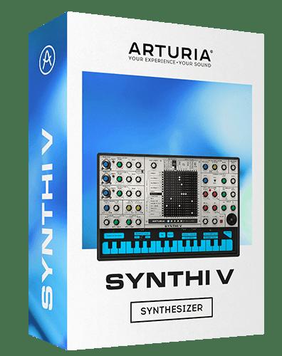 综合类合成器 – Arturia Synth Collection 2019.8