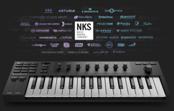Ni键盘控制器 – Native Instruments Komplete Kontrol v2.1.4