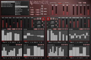 电子节奏综合 – Homegrown Sounds Reanimator v1.1 KONTAKT