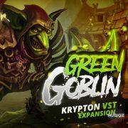 Krypton VST拓展音色 – IndustryKits Green Goblin Krypton EXPANSION-SYNTHiC4TE