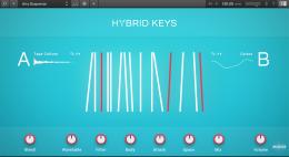 键盘钢琴音源 – Native Instruments Hybrid Keys v1.1.1 KONTAKT ISO