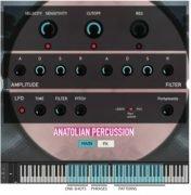 中东打击乐 – Rast Sound Anatolian Percussion v2 KONTAKT WAV