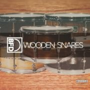 BFD3军鼓扩展 – FXpansion BFD Wooden Snares for BFD3-V.R