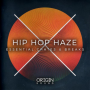 嘻哈素材 – Origin Sound Hip Hop Haze Essential Crates And Breaks WAV MiDi-DISCOVER