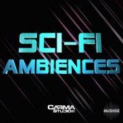 科幻太空采样 – Carma Studio Sci-Fi Ambiences WAV