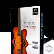 爵士吉他 – Impact Soundworks Shreddage 3 Archtop KONTAKT