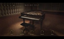三角钢琴 – Native Instruments Noire v1.0.0 KONTAKT-SYNTHiC4TE