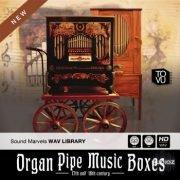 风琴管音乐盒素材 – Tovusound Organ Pipe Music Boxes WAV