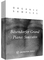 钢琴音源 – Organic Samples Bösendorfer Grand Piano: Staccatos v1.1 KONTAKT