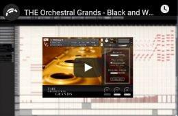 施坦威钢琴音源 – Orchestral Tools THE Orchestral Grands v1.3 KONTAKT