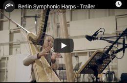 柏林竖琴 – Orchestral Tools Berlin Symphonic Harps KONTAKT