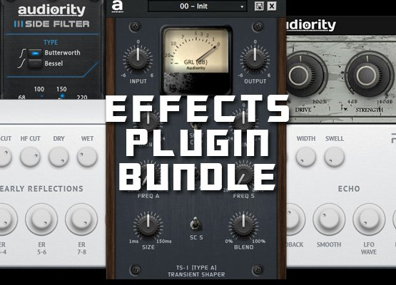 综合效果器 – Audiority Effects Plugin Bundle 2019.7