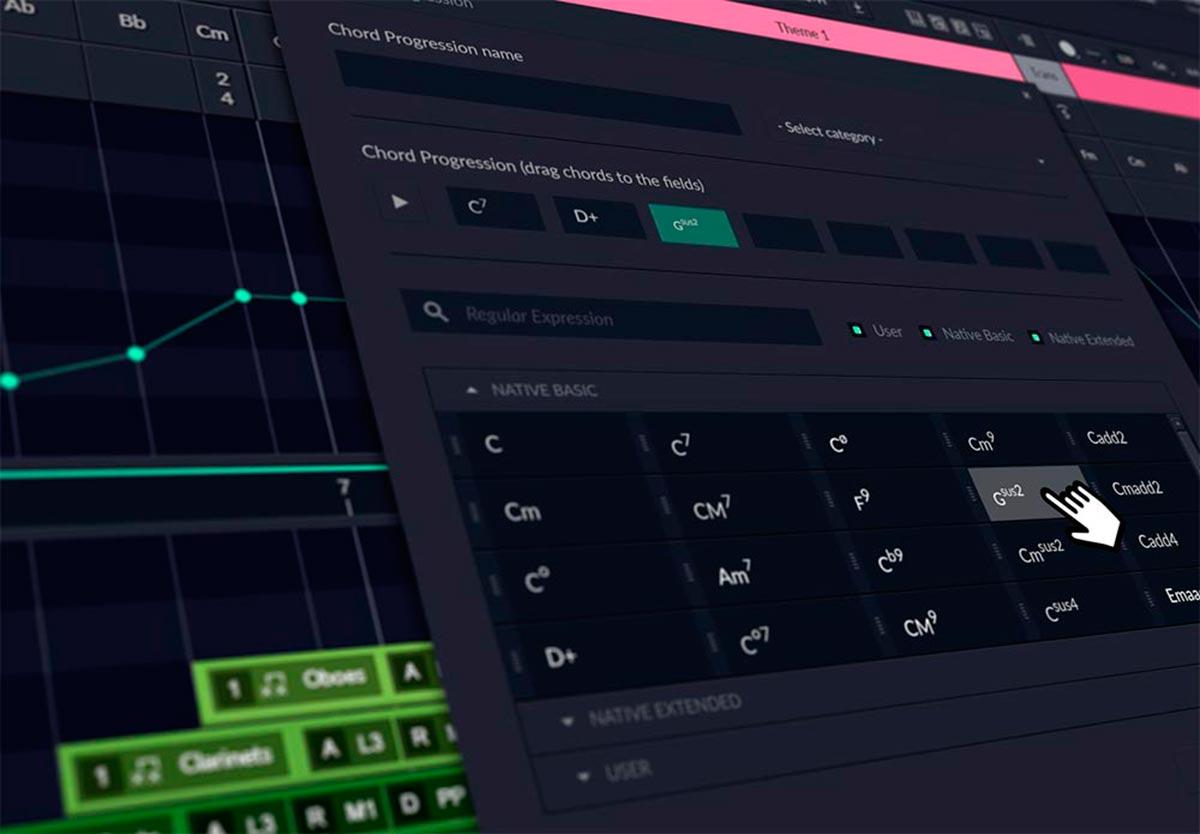 人工智能编曲软件 – Orb Composer Pro1.4.4