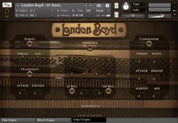 1920年代的立式钢琴 – Sonixinema London Boyd 1920s Upright For NATiVE iNSTRUMENTS KONTAKT-DISCOVER