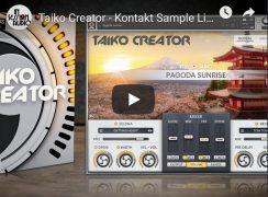 日本太鼓 – In Session Audio Taiko Creator KONTAKT