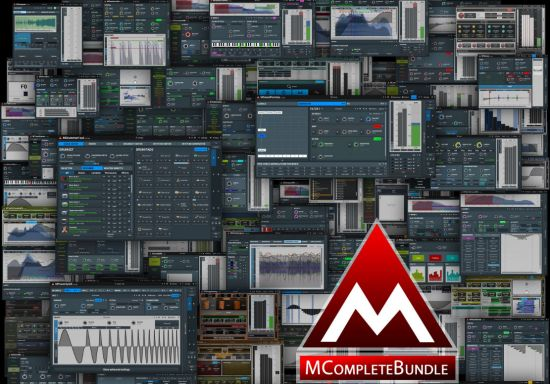 效果器套装 – MeldaProduction MCompleteBundle 14.02 WIN