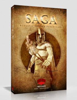 史诗战争打击乐 – Red Room Audio Saga Acoustic Trailer Percussion v1.1 KONTAKT-SYNTHiC4TE