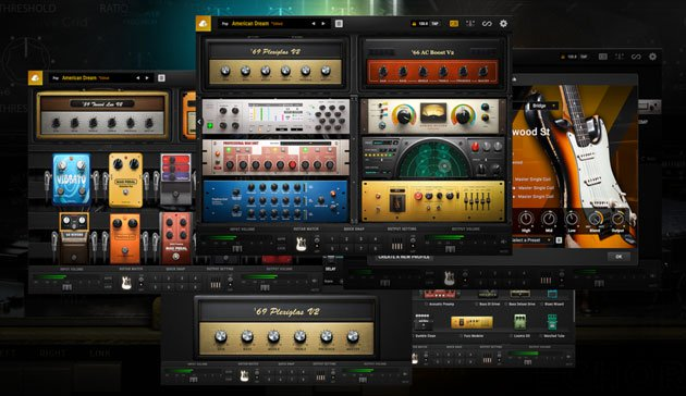 吉他贝司效果器 – Positive Grid BIAS FX 2.1.4.4785 Elite