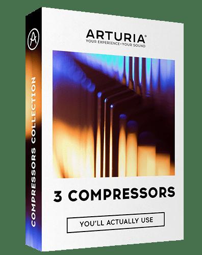 综合效果器 – Arturia 4×3 FX 2019.8
