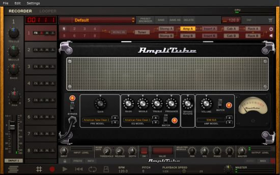 贝司吉他箱头 – IK Multimedia AmpliTube 4 Complete 4.9.0 x64