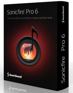 配乐大师 – SmartSound SonicFire Pro 6.5.4 WIN