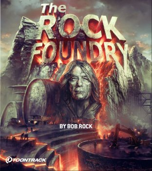 超级鼓手3拓展音色 – Toontrack The Rock Foundry SDX SOUNDBANK