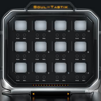 嘻哈说唱鼓机 – BeatSkills Soultastik Drums v1.0 Win64/OSX RETAiL-SYNTHiC4TE