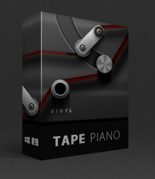 电钢琴插件音色 – Thenatan Tape Piano VST x64 v1.0 Incl Expansion-SYNTHiC4TE