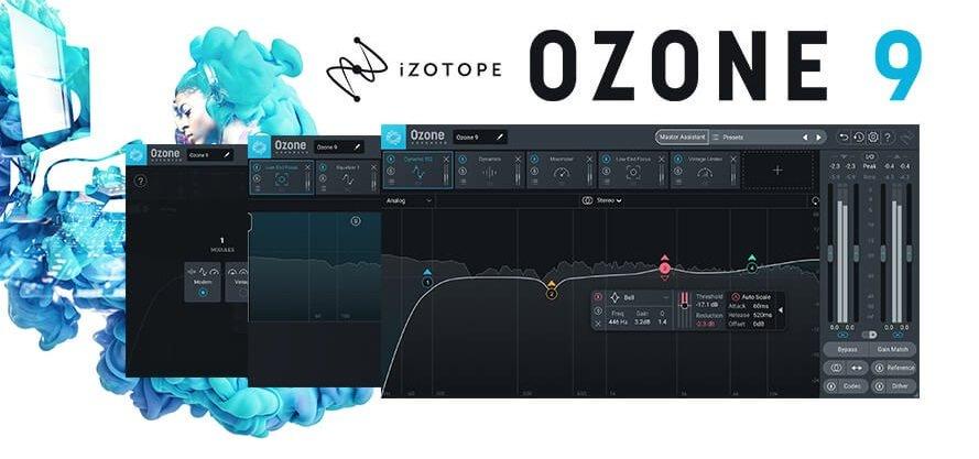 臭氧EQ效果器 – iZotope Ozone 9 Advanced v9.01 MacOSX