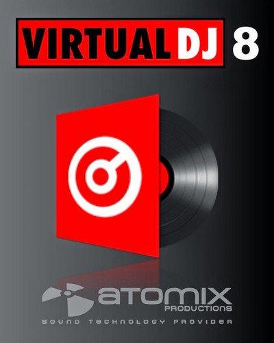 DJ混音模拟软件 – Atomix VirtualDJ Pro Infinity 2020 v8.4.5308 Multilingual win版